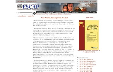 http://www.unescap.org/pdd/publications/index_apdj.asp