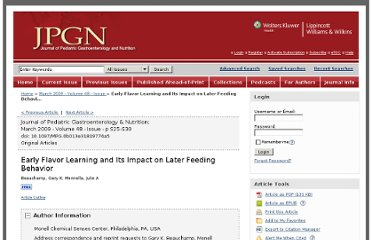 http://journals.lww.com/jpgn/Fulltext/2009/03001/Early_Flavor_Learning_and_Its_Impact_on_Later.5.aspx#P14
