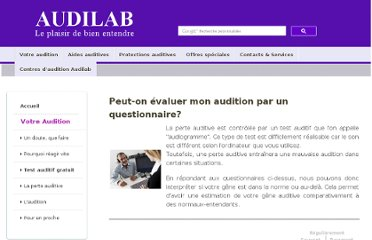 http://www.audilab.ch/evaluation.aspx