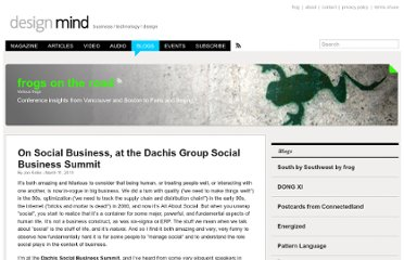http://designmind.frogdesign.com/blog/on-social-business-at-the-dachis-group-social-business-summit.html