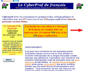 http://francite.net/education/cyberprof/index.html