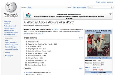 http://en.wikipedia.org/wiki/A_Word_Is_Also_a_Picture_of_a_Word