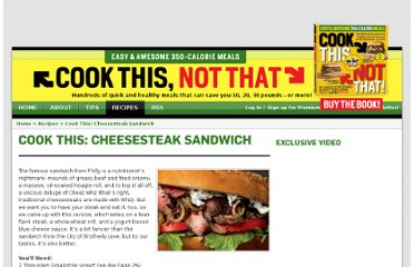 http://cookthis.menshealth.com/recipes/cook-cheesesteak-sandwich