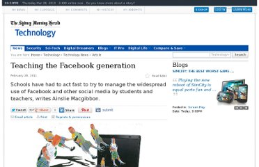http://www.smh.com.au/technology/technology-news/teaching-the-facebook-generation-20110227-1ba19.html