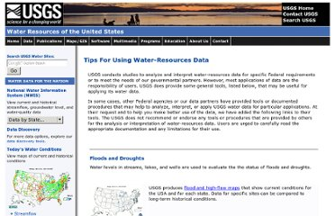 http://water.usgs.gov/data/watertips.html