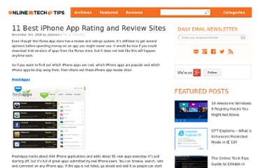 http://www.online-tech-tips.com/gadgets/iphone-app-rating-and-review-sites/