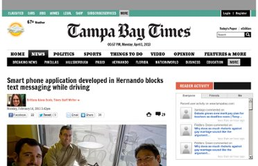 http://www.tampabay.com/news/publicsafety/smart-phone-application-developed-in-hernando-blocks-text-messaging-while/1151558