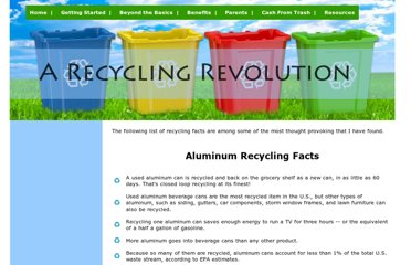 http://www.recycling-revolution.com/recycling-facts.html
