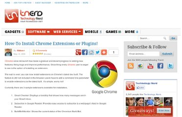 http://tnerd.com/2009/05/14/how-to-install-chrome-extensions-or-plugins/