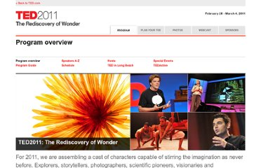 http://conferences.ted.com/TED2011/program/