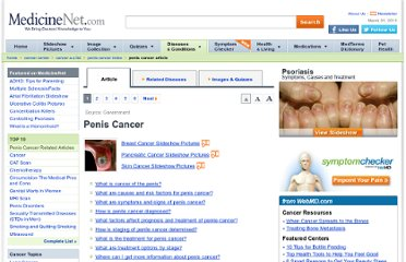 http://www.medicinenet.com/penis_cancer/article.htm
