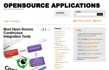 http://apps.open-libraries.com/best-open-source-continuous-integration-tools/