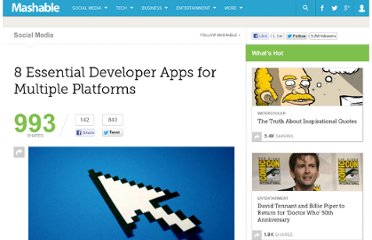 http://mashable.com/2011/03/07/web-developer-apps/