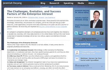 http://www.web-strategist.com/blog/2008/01/04/the-challenges-evolution-and-success-factors-of-the-enterprise-intranet/