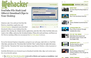 http://lifehacker.com/399899/youtube-file-hack-and-others-download-clips-to-your-desktop