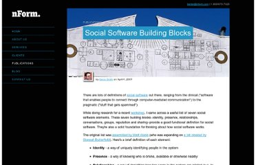 http://nform.com/publications/social-software-building-block