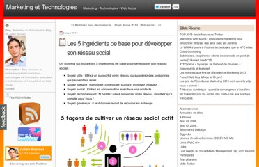 http://www.jbonnel.com/article-les-5-ingredients-de-base-pour-developper-son-reseau-social-68846725.html