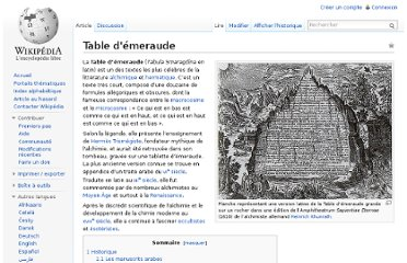 http://fr.wikipedia.org/wiki/Table_d%27%C3%A9meraude