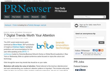 http://www.mediabistro.com/prnewser/7-digital-trends-worth-your-attention_b16429