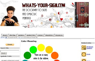 http://www.whats-your-sign.com/color-meaning.html