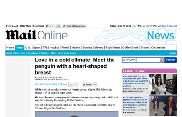 http://www.dailymail.co.uk/news/article-1364104/Im-real-lovebird-Meet-penguin-heart-shaped-breast.html