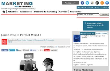 http://www.marketing-professionnel.fr/outil-marketing/prospective-innovation-jeux-video-mobile-perfect-world-03-2011.html