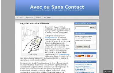 http://sanscontact.wordpress.com/2011/02/08/le-point-sur-nice-ville-nfc-sans-contact-near-field-communication/