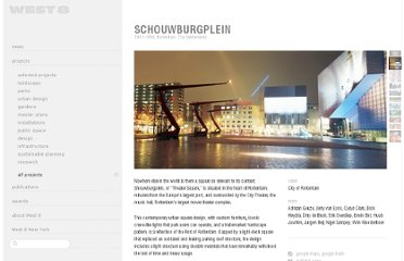 http://www.west8.nl/projects/all/schouwburgplein/