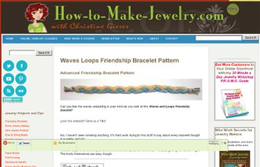 http://www.how-to-make-jewelry.com/waves-loops-friendship-bracelet-pattern.html