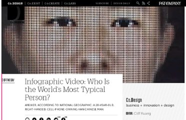 http://www.fastcodesign.com/1663351/infographic-video-who-is-the-worlds-most-typical-person