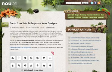http://www.noupe.com/freebie/fresh-icon-sets-to-improve-your-designs.html