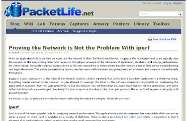 http://packetlife.net/blog/2011/feb/28/proving-network-not-problem-iperf/