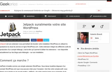 http://www.geekeries.fr/wordpress/jetpack-booster-wordpress-14504
