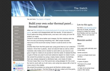 http://www.thesietch.org/projects/solarthermalpanel2/index.htm
