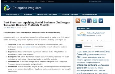 http://www.enterpriseirregulars.com/31603/best-practices-applying-social-business-challenges-to-social-business-maturity-models/