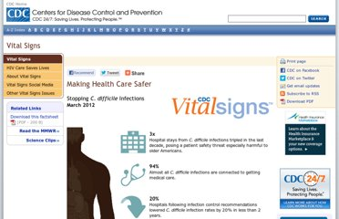http://www.cdc.gov/vitalsigns/HAI/index.html