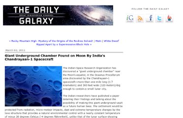 http://www.dailygalaxy.com/my_weblog/2011/03/giant-underground-chamber-found-on-moon-by-indias-chandrayaan-1-spacecraft.html