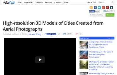 http://www.petapixel.com/2011/03/08/high-resolution-3d-models-of-cities-created-from-aerial-photographs/
