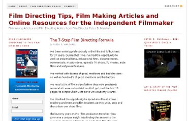 http://filmdirectingtips.com/archives/5361