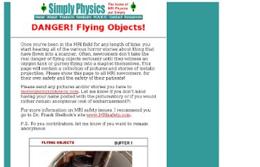 http://www.simplyphysics.com/flying_objects.html