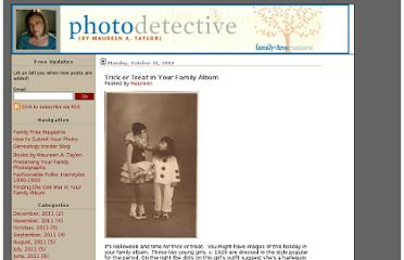 http://blog.familytreemagazine.com/photodetectiveblog/CategoryView,category,children.aspx