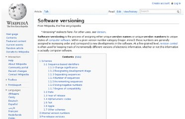 http://en.wikipedia.org/wiki/Software_versioning