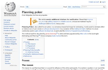 http://en.wikipedia.org/wiki/Planning_poker