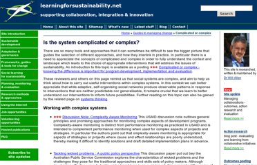 http://learningforsustainability.net/tools/complex.php