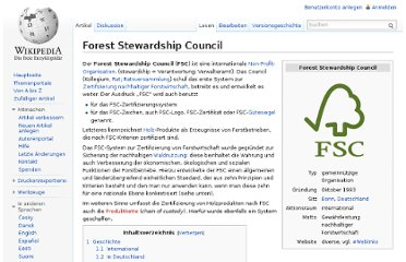 http://de.wikipedia.org/wiki/Forest_Stewardship_Council