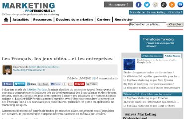 http://www.marketing-professionnel.fr/chiffre/francais-jeux-video-publicite-in-game-advertising-03-2011.html