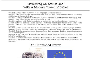 http://biblelight.net/Tower-of-Babel.htm