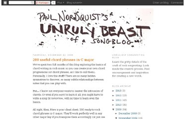 http://unrulybeast.blogspot.com/2009/11/200-useful-chord-phrases-in-c-major.html