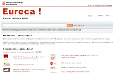 http://gencat.eureca.cat:1701/primo_library/libweb/action/search.do?vid=EURECA