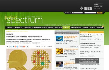 http://spectrum.ieee.org/robotics/artificial-intelligence/moneta-a-mind-made-from-memristors/1